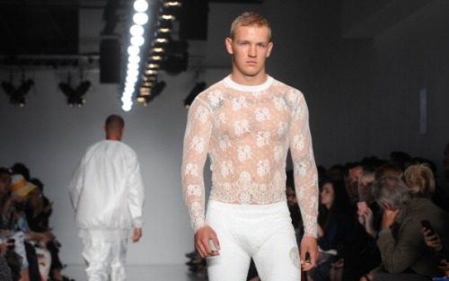 Astrid Andersen - London Collections: MEN SS14
