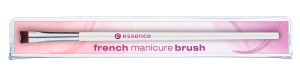 essence french manicure brush with pouch