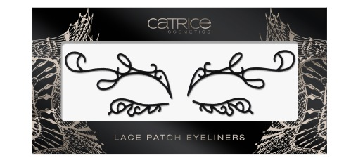 Catr. Thrilling Me Softly Lace Patch Eyeliners