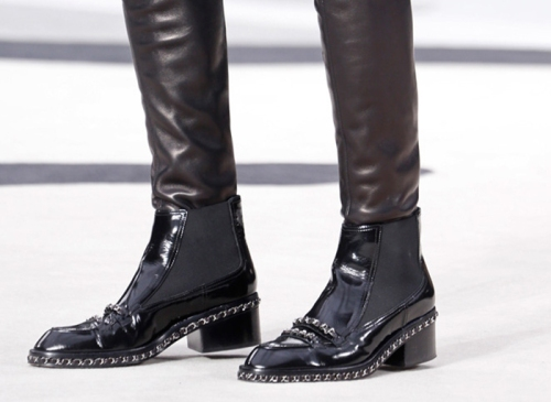 Chanel boots 2013 fall