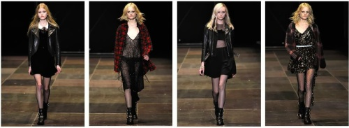 PUNK Fall 2013 -- Saint Laurent