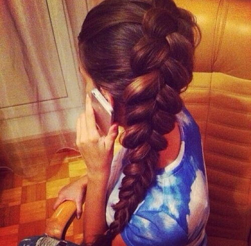 Instagram Inspiration Hair do