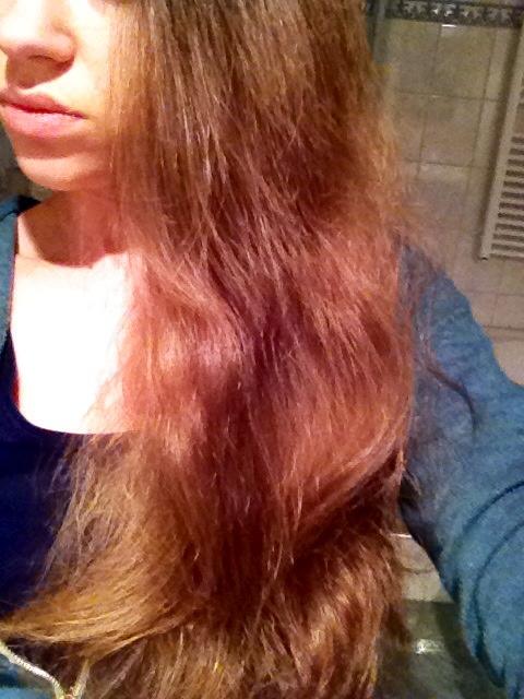 Haar voor gebruik Hair Repair Hot Oil