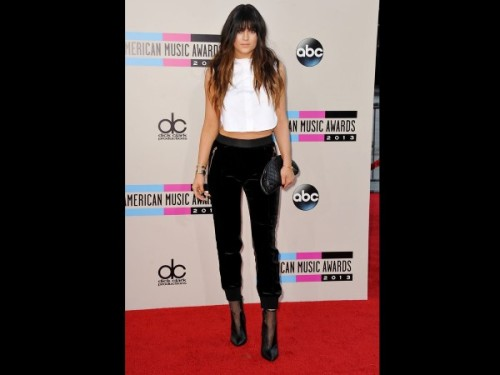 Kylie Jenner American Music Awards 2013