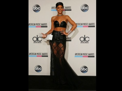 Rihanna American Music Awards