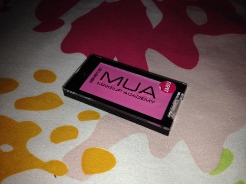 MUA Make-Up Academy Blush Marshmallow