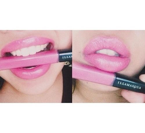 Illamasqua lipgloss
