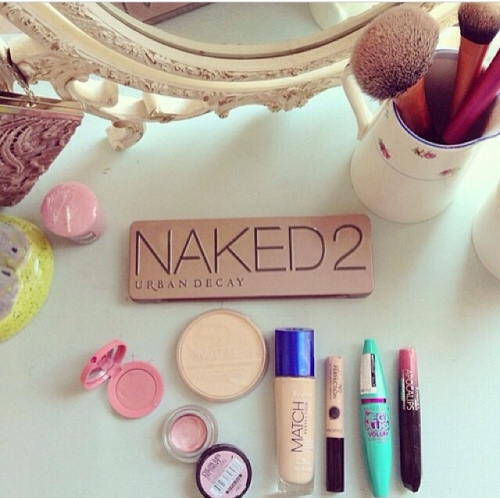 Make-up Naked 2 palette