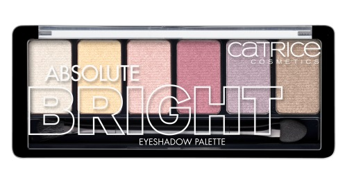 Absolute Bright Eyeshadow Palette