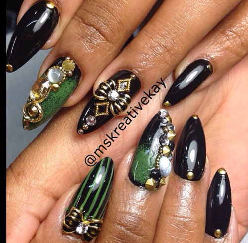 nail art @mrkreativekay