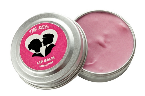 The Kiss Tinted Lip Balm Lush