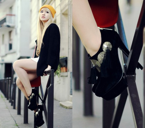 Street BY ANASTASIA S. Lookbook Outfit