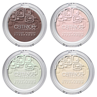 Crème Fresh by CATRICE – Powder Eyeshadow