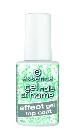 essence gel nails at home effect gel top coat shade 01 diamond rocks