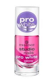 essence studio nails pro white