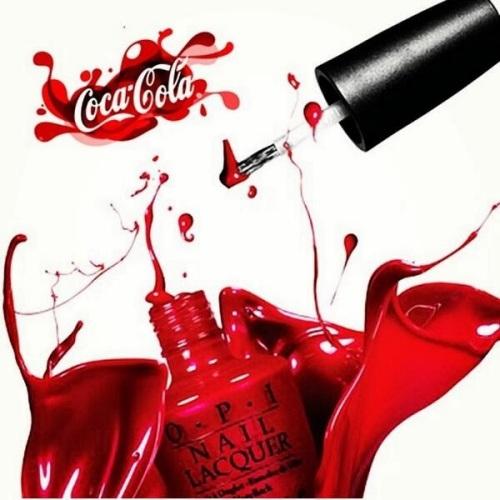 Coca-Cola + O.P.I.