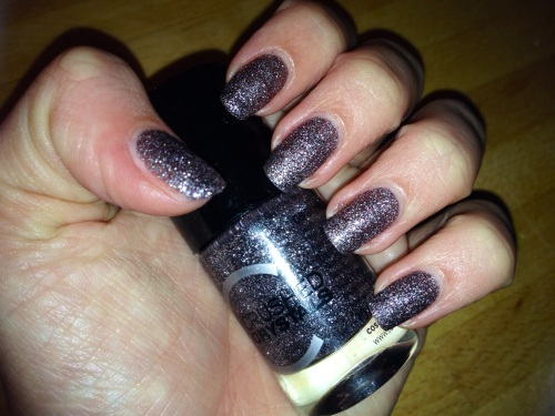 Crushed Crystals nagellak '05 Stardust' by Catrice