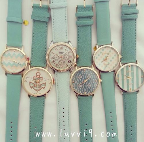 mint horloges
