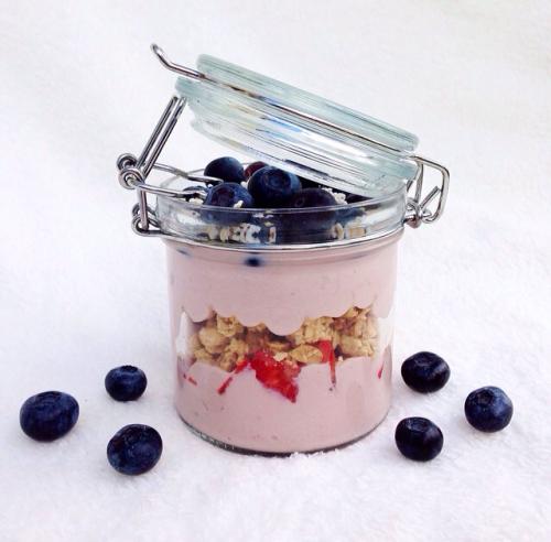Yoghurt bessen