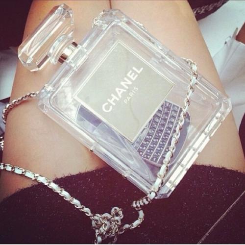 Chanel N°5 Bottle Bag