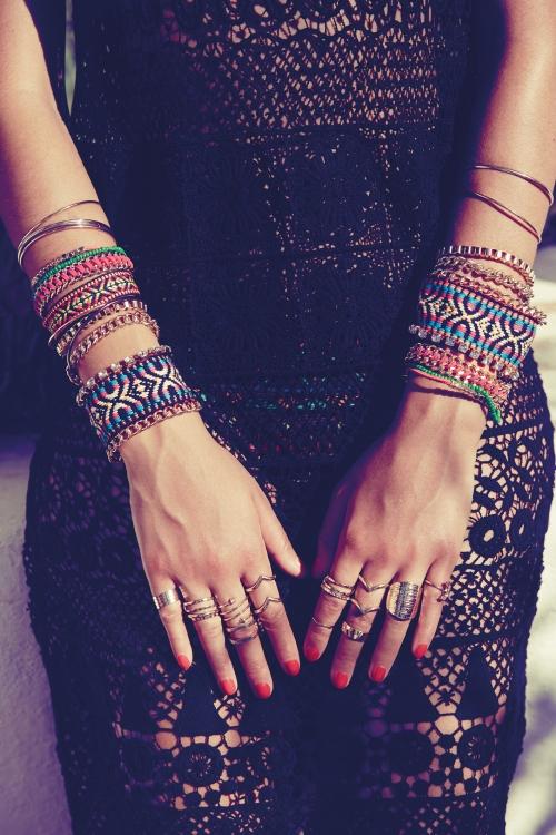 Primark Ion Friendship bracelets
