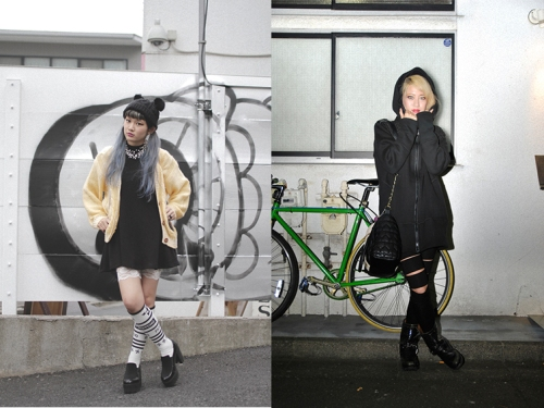 Japan Tokio Streetstyle
