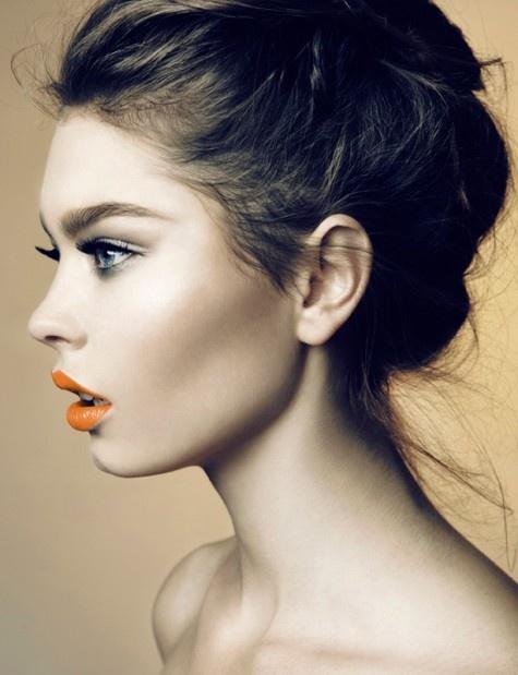 Oranje Lippen