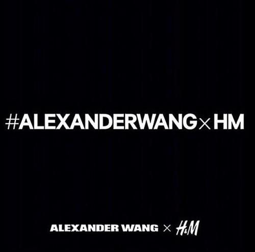 Alexander Wang voor H&M