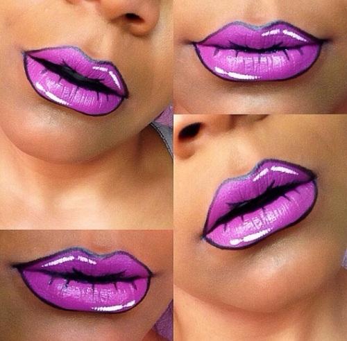 Anime Lippen