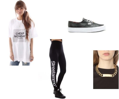 Cheap Monday Outfit