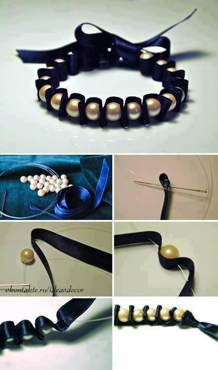 Lint Armband DIY