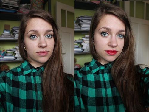 Rode Lipstain Primark