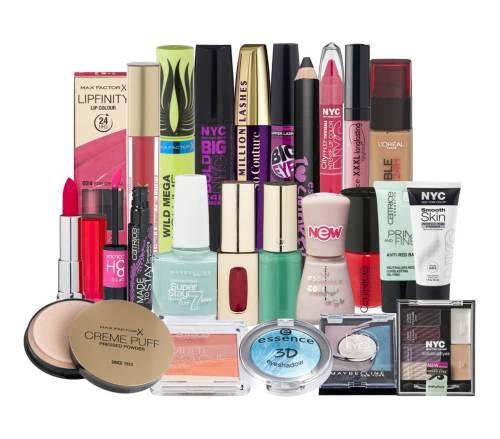 Trekpleister 1+1 gratis op alle make-up