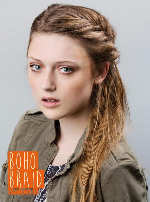 Boohoo Braid Salon B