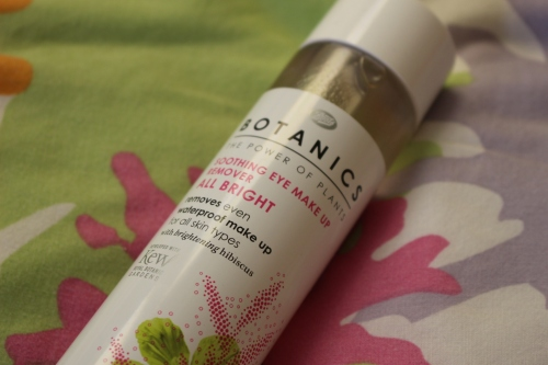 Botanics R All Bright Make-up remover & Toner