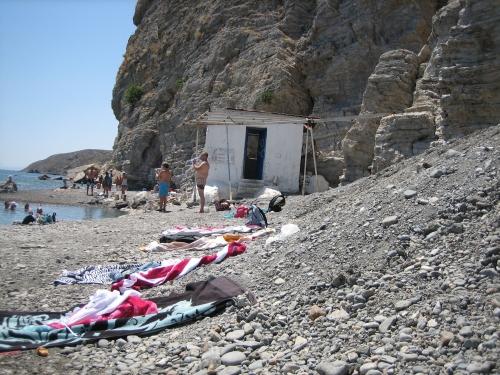 Zwavelbaden Therma Kos Griekenland